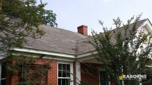 Brick Home with Asphalt Shingle Roofing