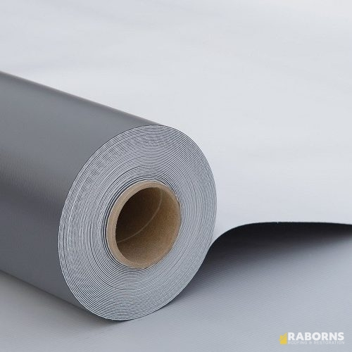 A Roll of Reflective PVC Membrane